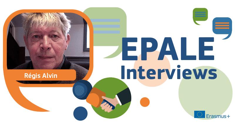 EPALE interviews: Régis Alvin - Les Papillons Blancs