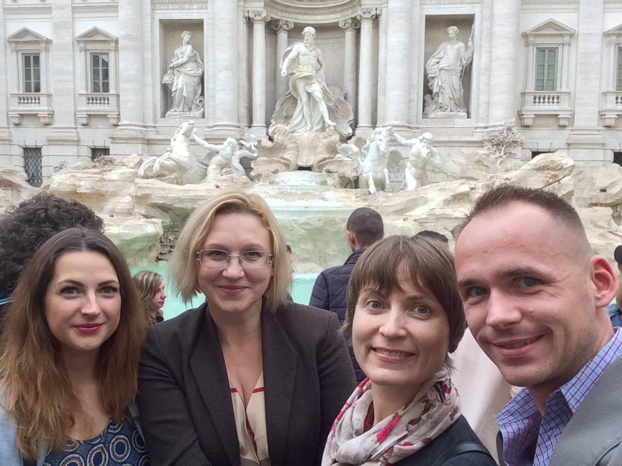 EPALE Eesti saadikud Roomas 2016