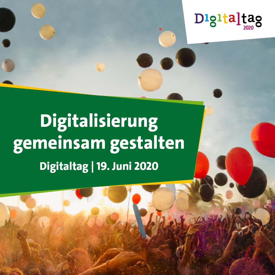 visual des Digitaltags (c) Deutscher Digitaltag 2020