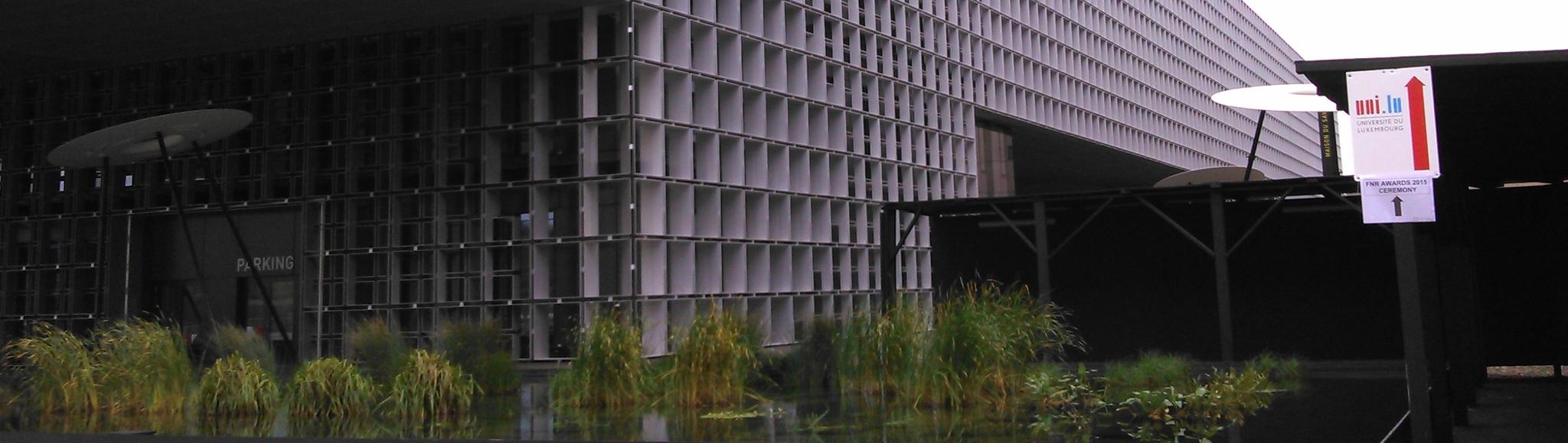 Campus Université de Luxembourg