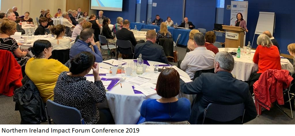 Northern Ireland Impact Forum Conference 2019