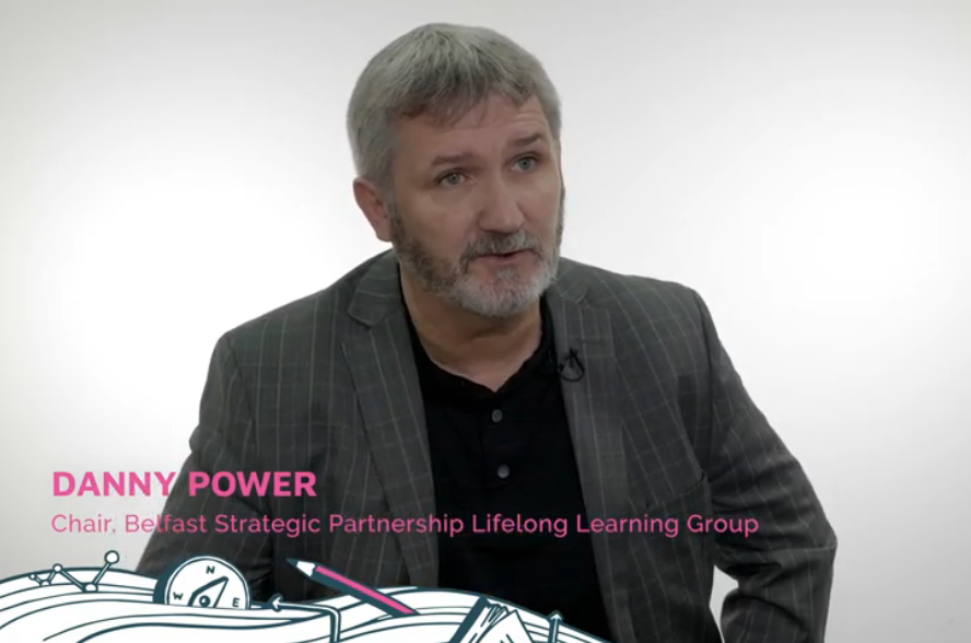 Upskilling Pathways 2019 interview: Danny Power