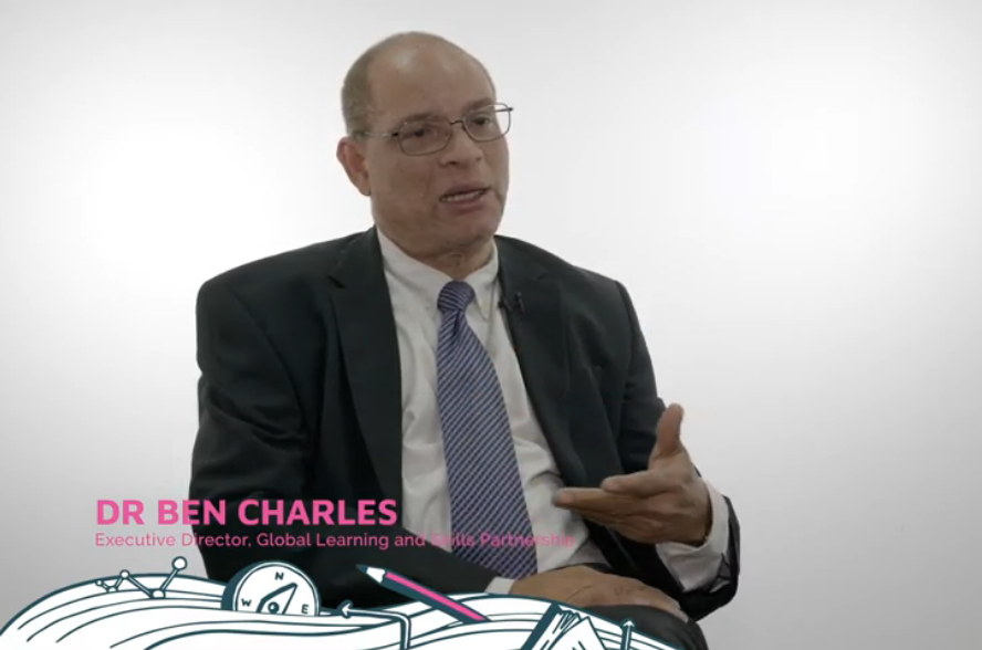 Upskilling Pathways 2019 interview: Dr Ben Charles