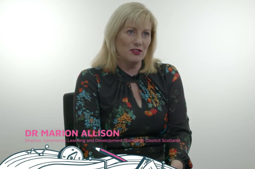 Upskilling Pathways 2019 interview: Dr Marion Allison