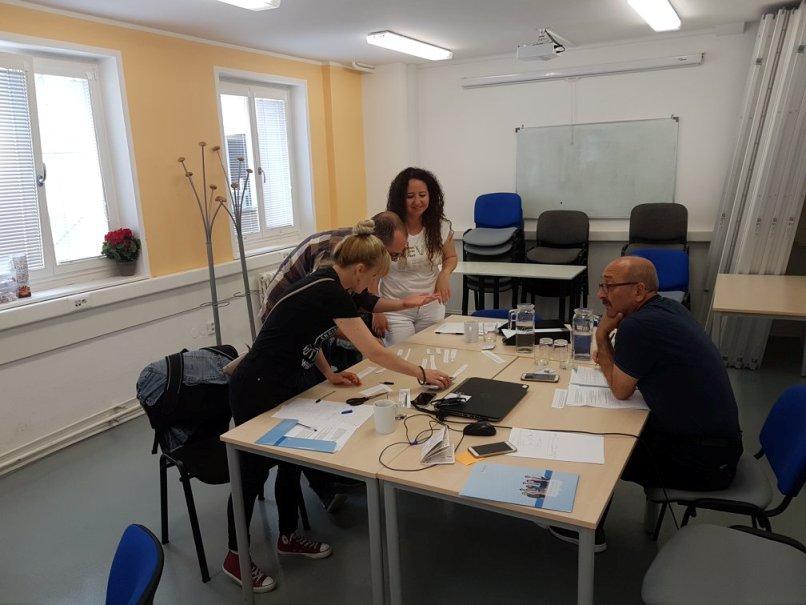 """Innovative approaches in teaching"" - International Training Center in Prague"