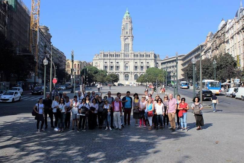 """How to make your school more international"""" Santa Maria de Feira, Portugal"""