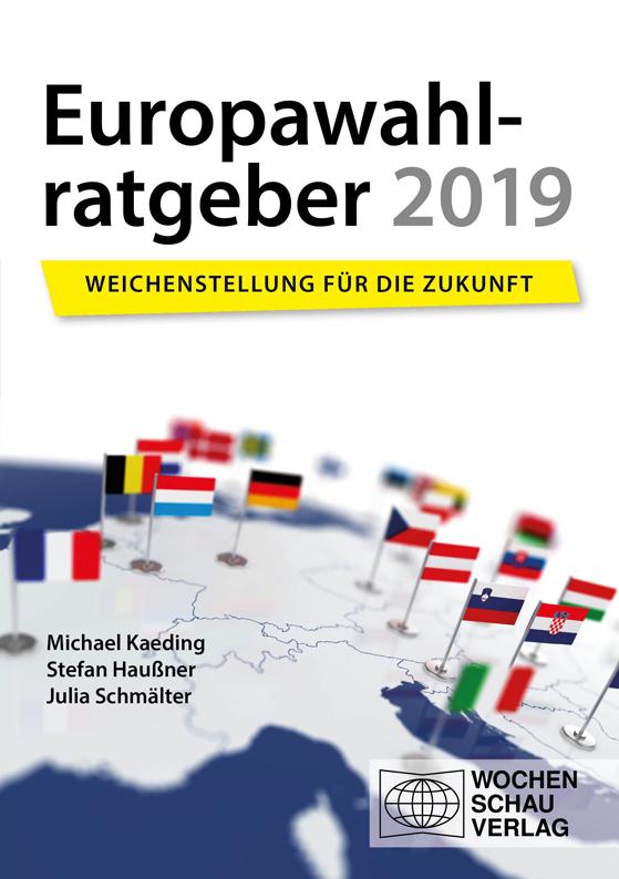 Europawahl-Ratgeber WochenschauVerlag