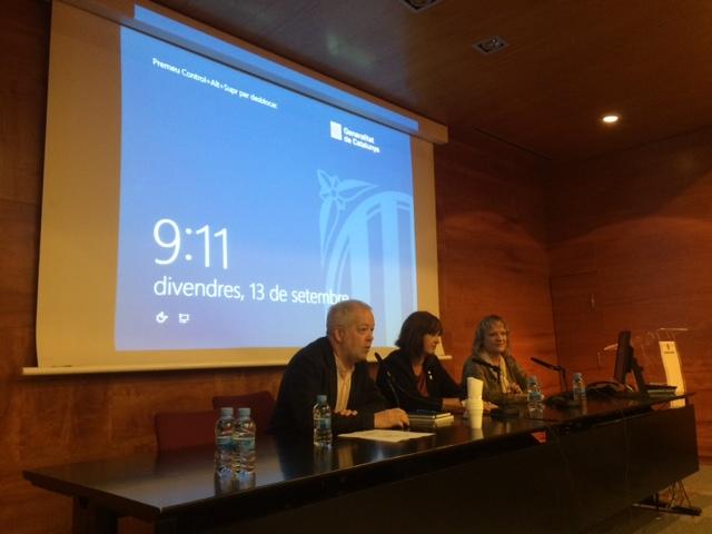 Encuentro profesores _Inicio de curso 2019_Catalunya