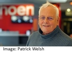 A photo of Sir Alan Tuckett OBE.
