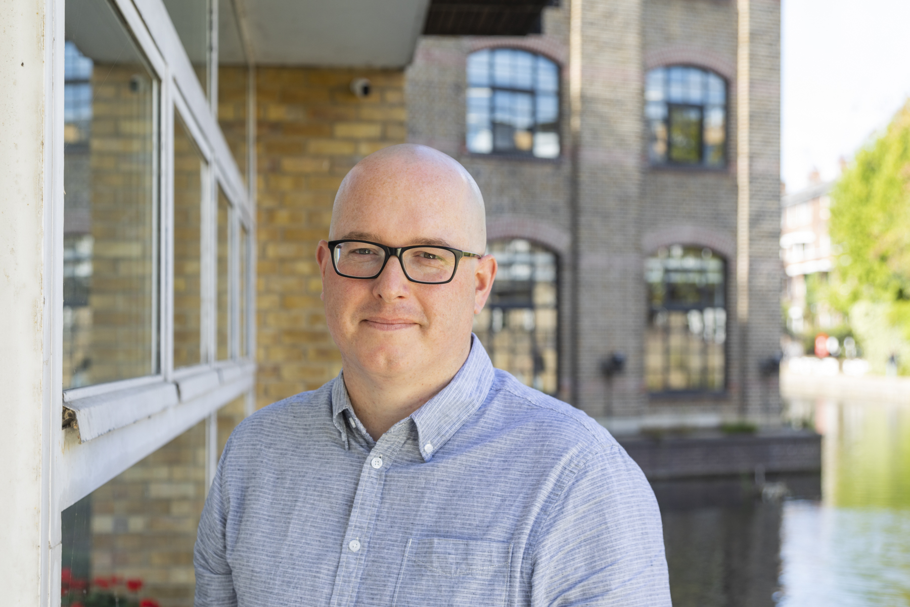 A photo of Alex Stevenson from September 2019