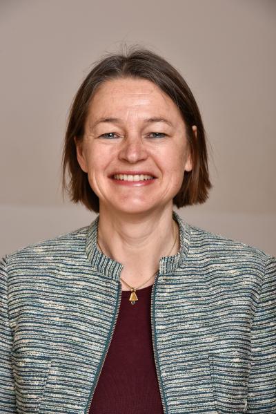 Portrait Annette Borkel_Blogbeitrag: Nachhaltigkeit in VHSen auf EPALE