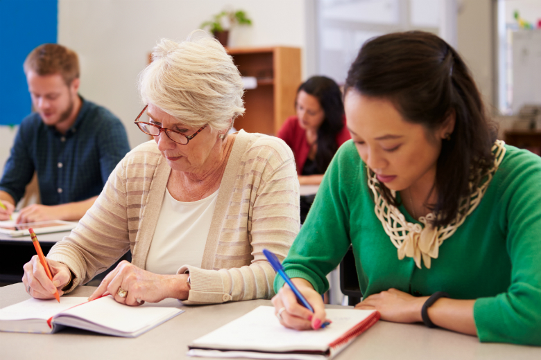 Benefits of adult learning