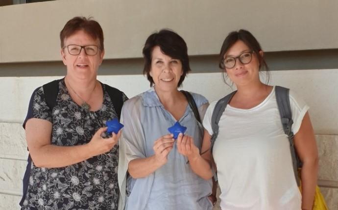 Beraterinnen der Bildungsberatung Niederösterreich auf der NICE Academy Oktober 2019 © Bildungsberatung Niederösterreich