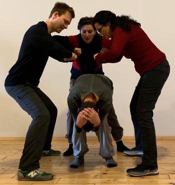 Forum Theatre theatre skills class