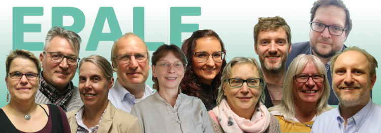 Unsere EPALE-Botschafter*innen stellen sich vor