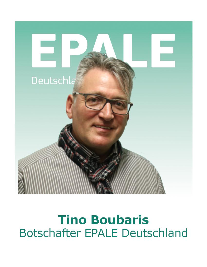 Tino Boubaris