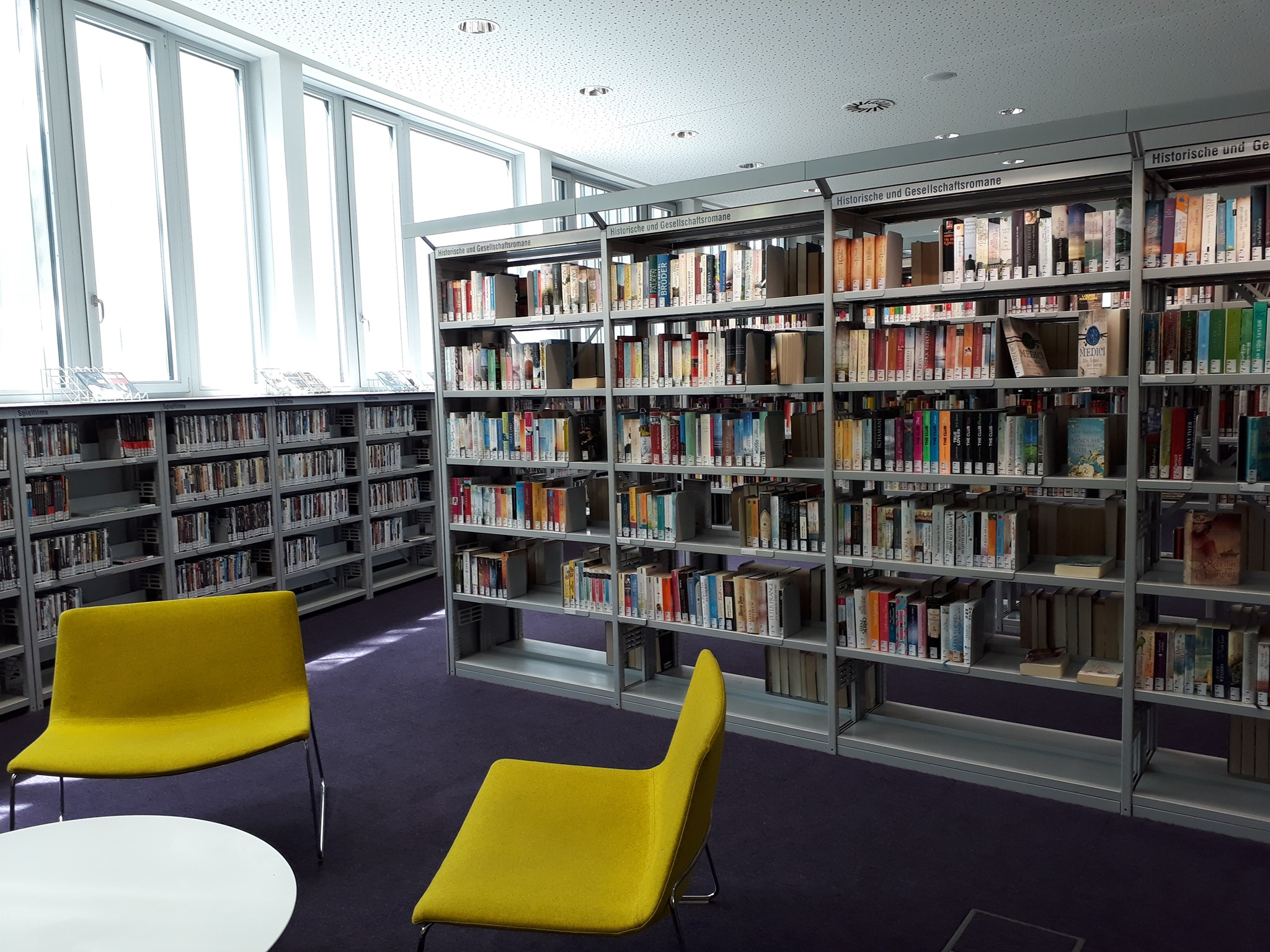 Bücherei Simmering (c) OeAD-GmbH/EPALE
