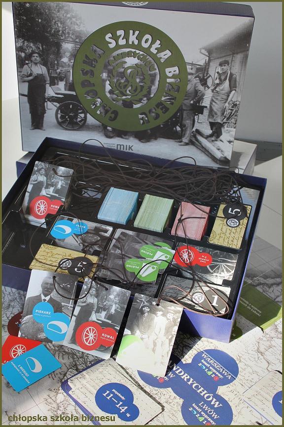 Gra Chłopska Szkoła Biznesu (2010, 2012, 2015)
