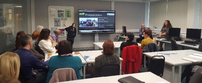 Presentation at the Incluvet Conference
