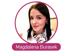 Click to read Magdalena Đurasek's story