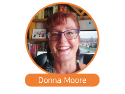 Click to read Donna Moore's story