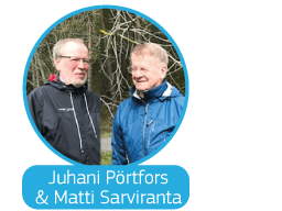 Click to read Juhani and Matti's story