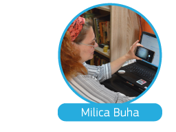 Click to read Milica Buha's story