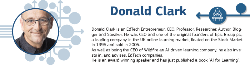 Keynote Speech - Donald Clark
