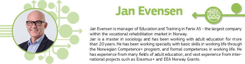 Jan Evensen