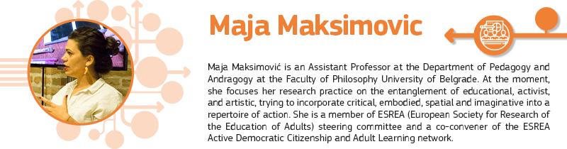 Maja Maksimovic