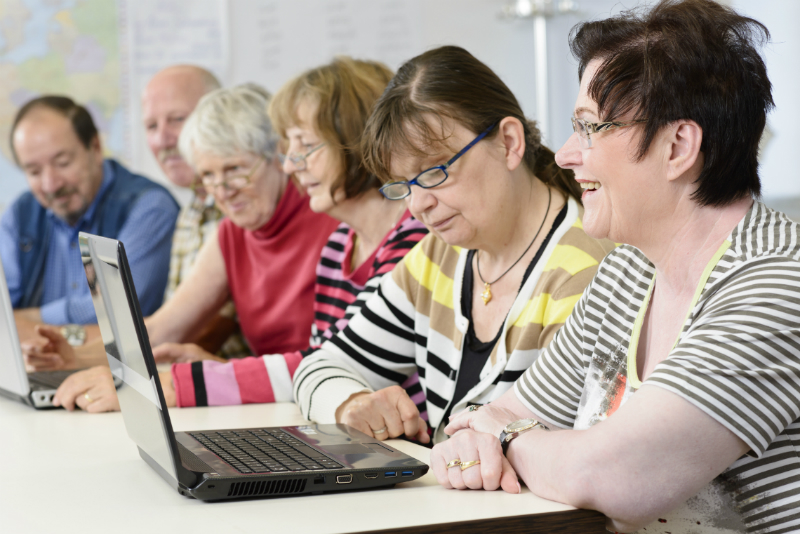 Digital Adult Learning