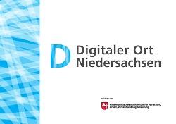 Auszeichnung als Digitaler Ort Niedersachsen