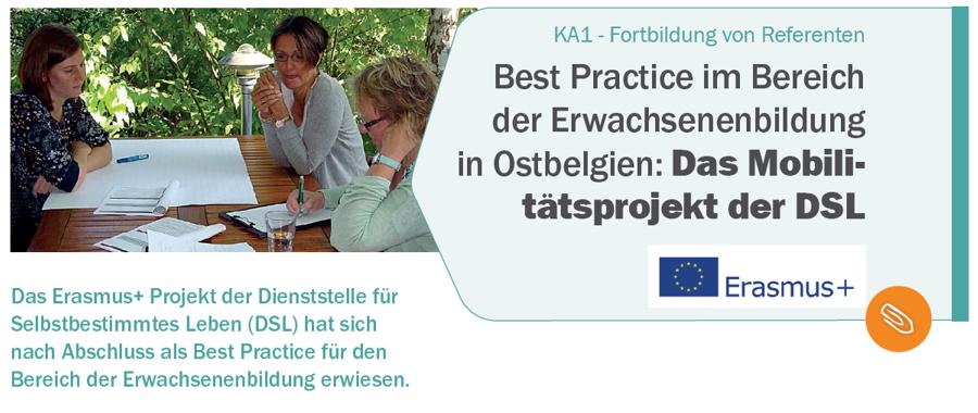 DSL Best practice
