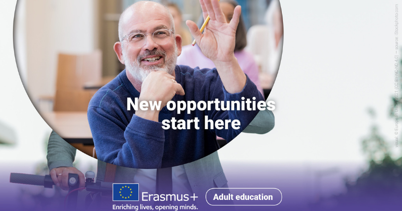 Excellent news! The new Erasmus+ Programme is here!