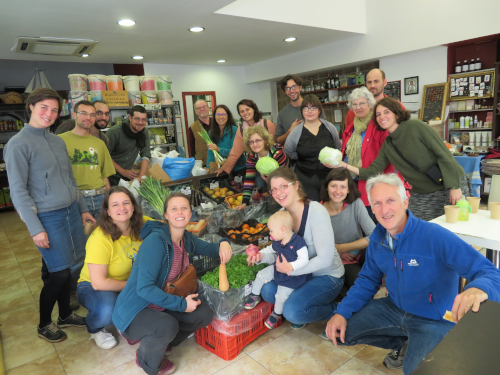 EATingCRAFT Mid-term Transnational project meeting, Thessaloniki, Grece, 7-8 November 2018
