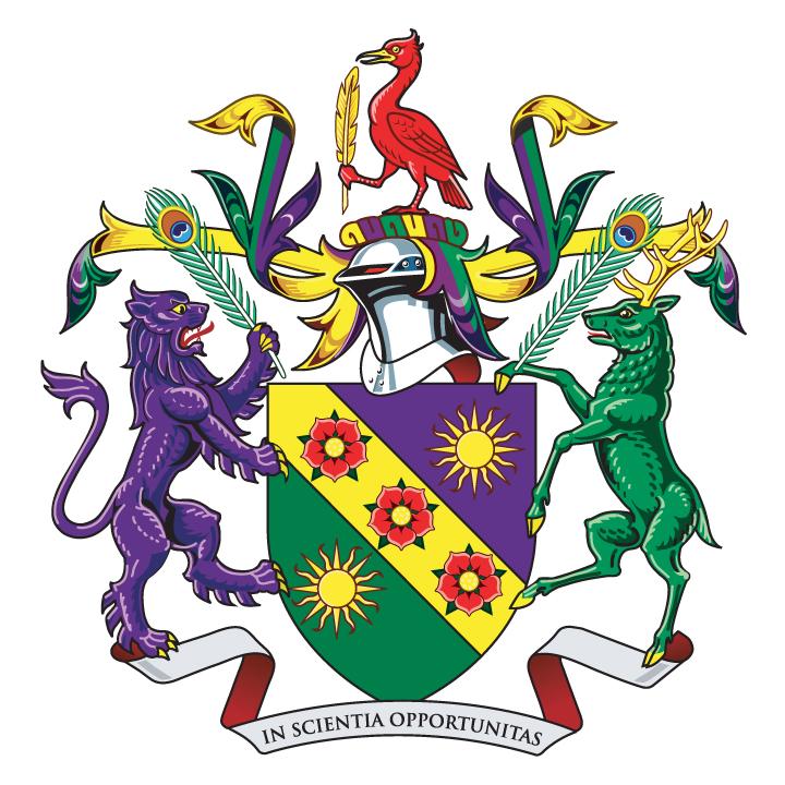 Edge Hill University crest