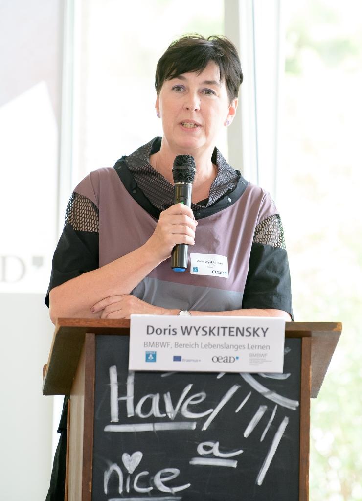 EPALE-Konferenz Upskilling Pathways