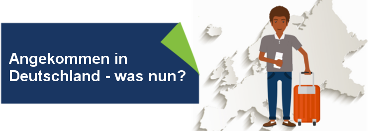 """Konferenz """"Angekommen in Deutschland - was nun?"""""""