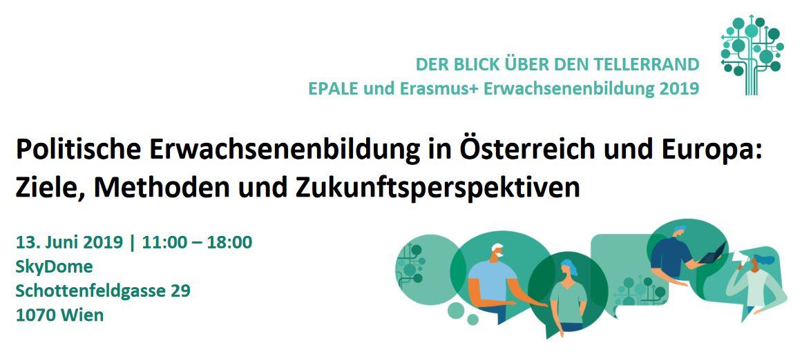 EPALE Österreich Konferenz 2019 (c) OeAD/Reidinger