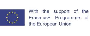 Erasmus+ support logo