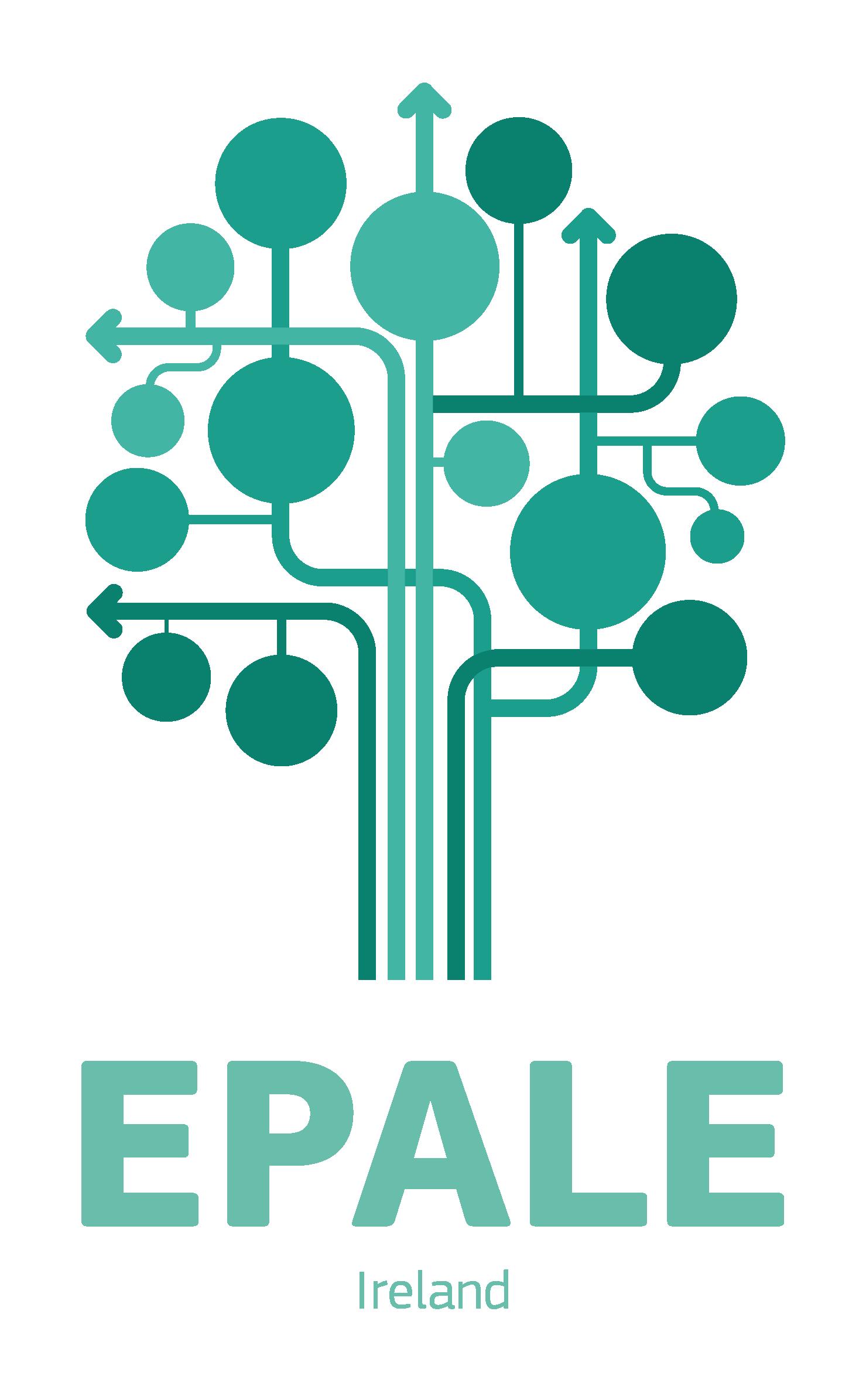 EPALE Ireland logo