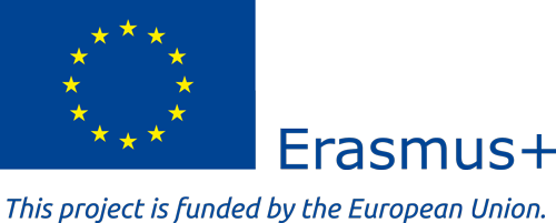 Erasmus+. This project is funded by the European Union.