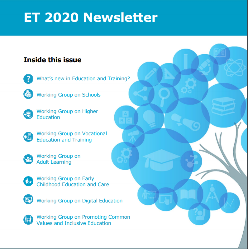 ET newsletter november 2019