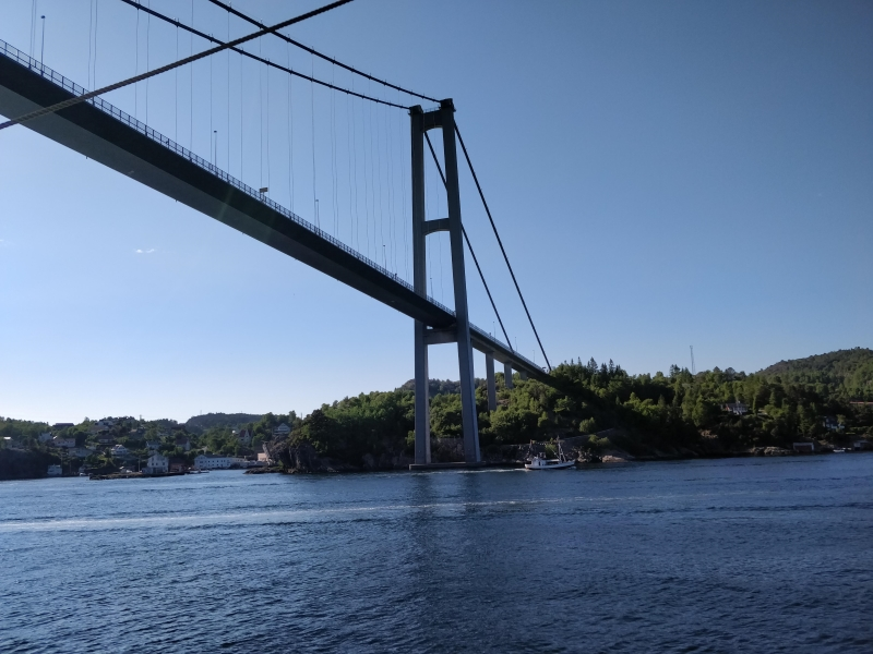 EUCEN 2018 Bergen Bridge
