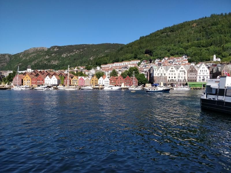 EUCEN 2018 Bergen Bryggen