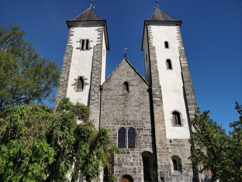 EUCEN 2018 Bergen Church