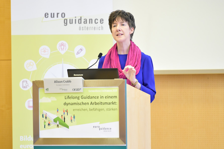 Euroguidance Fachtagung 2018 (c) OeAD-GmbH/APA-Fotoservice/Hörmandinger