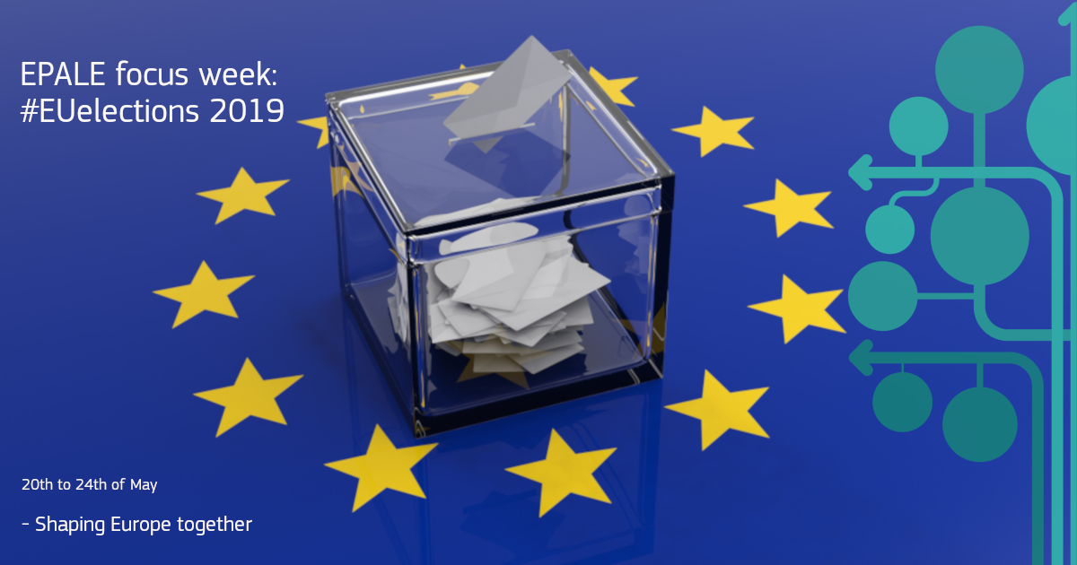 EPALE focus week: EUelections 2019