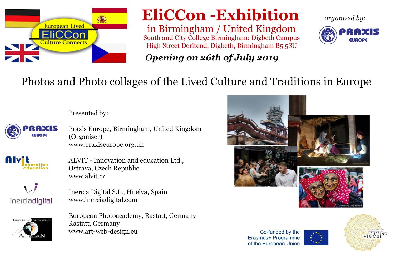 Exhibition Poster Birmingham