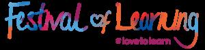 Festival of Learning logo
